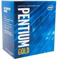 Процессор Intel Pentium Gold G6400 4.0GHz (4MB, Comet Lake, 58W, S1200) Box (BX80701G6400)