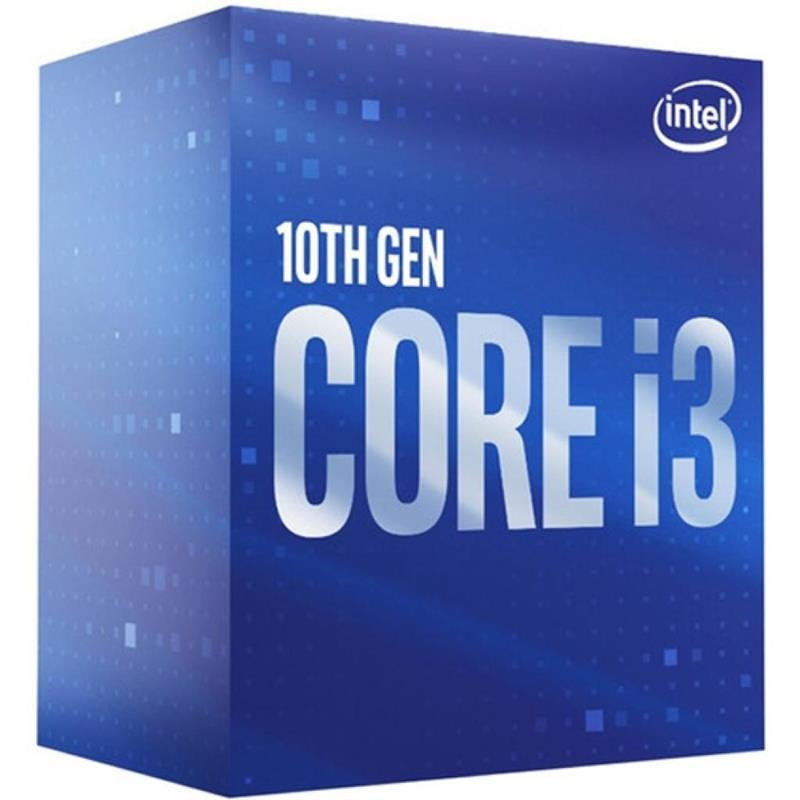 Процессор Intel Core i3 10100 3.6GHz (6MB, Comet Lake, 65W, S1200) Box (BX8070110100)