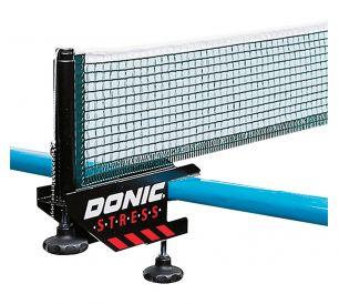 Сетка для настольного тенниса с креплением Donic Stress черный/синий