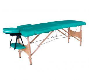 Массажный стол DFC Nirvana Optima зеленый (Green)