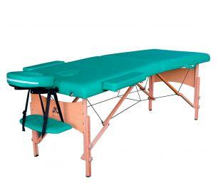 Массажный стол DFC Nirvana Relax зеленый (Green)