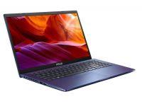"""Ноутбук Asus X509JP-BQ193 (90NB0RG3-M03470); 15.6"""" FullHD (1920x1080) IPS LED матовый / Intel Core i5-1035G1 (1.0 - 3.6 ГГц) / RAM 8 ГБ / SSD 256 ГБ / nVidia GeForce MX330, 2 ГБ / без ОП / Wi-Fi / BT / веб-камера / без ОС / 1.9 кг / синий / подсветка"""