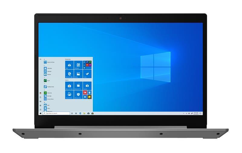"Ноутбук Lenovo IdeaPad 3 15IML05 (81WB00FDRA); 15.6"" FullHD (1920x1080) IPS LED матовый / Intel Core i5-10210U (1.6 - 4.2 ГГц) / RAM 8 ГБ / SSD 256 ГБ / nVidia GeForce MX330, 2 ГБ / нет ОП / Wi-Fi / LAN / Bluetooth / веб-камера / DOS / 2.2 кг / серый"