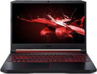 "Ноутбук Acer Nitro 5 AN515-54 (NH.Q96EU.01L); 15.6"" FullHD (1920x1080) IPS LED матовый 120Hz / Intel Core i5-9300H (2.4 - 4.1 ГГц) / RAM 16 ГБ / SSD 1 ТБ / nVidia GeForce RTX 2060, 6 ГБ / нет ОП / LAN / Wi-Fi / BT / веб-камера / Linux / 2.3 кг / черн"