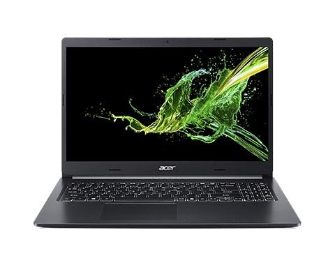 "Ноутбук Acer Aspire 5 A515-54G (NX.HN0EU.011); 15.6"" FullHD (1920x1080) IPS LED матовый / Intel Core i7-10510U (1.8 - 4.9 ГГц) / RAM 8 ГБ / SSD 512 ГБ / nVidia GeForce MX250, 2 ГБ / нет ОП / LAN / Wi-Fi / BT / веб-камера / Endless OS / 1.9 кг / черны"