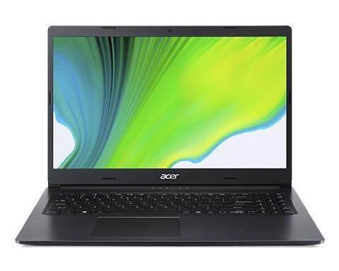 "Ноутбук Acer Aspire 3 A315-57 (NX.HZREU.015); 15.6"" FullHD (1920x1080) TN LED матовый / Intel Core i7-1065G7 (1.3 - 3.9 ГГц) / RAM 8 ГБ / SSD 256 ГБ / nVidia GeForce MX330, 2 ГБ / нет ОП / LAN / Wi-Fi / BT / веб-камера / Linux / 1.9 кг / черный"