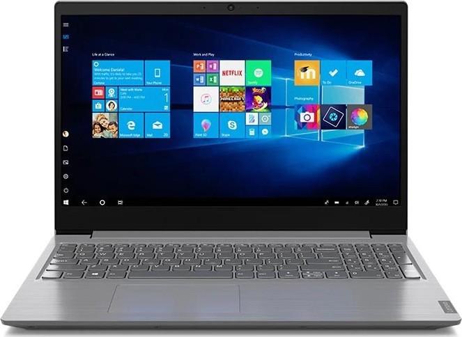 "Ноутбук Lenovo V15 15.6"" FullHD  TN LED матовый / Intel Core i7-1065G7 / RAM 8 ГБ / SSD 256 ГБ / Intel Iris Plus Graphics G7"