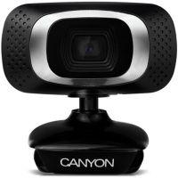 Веб-камера Canyon CNE-CWC3N Black