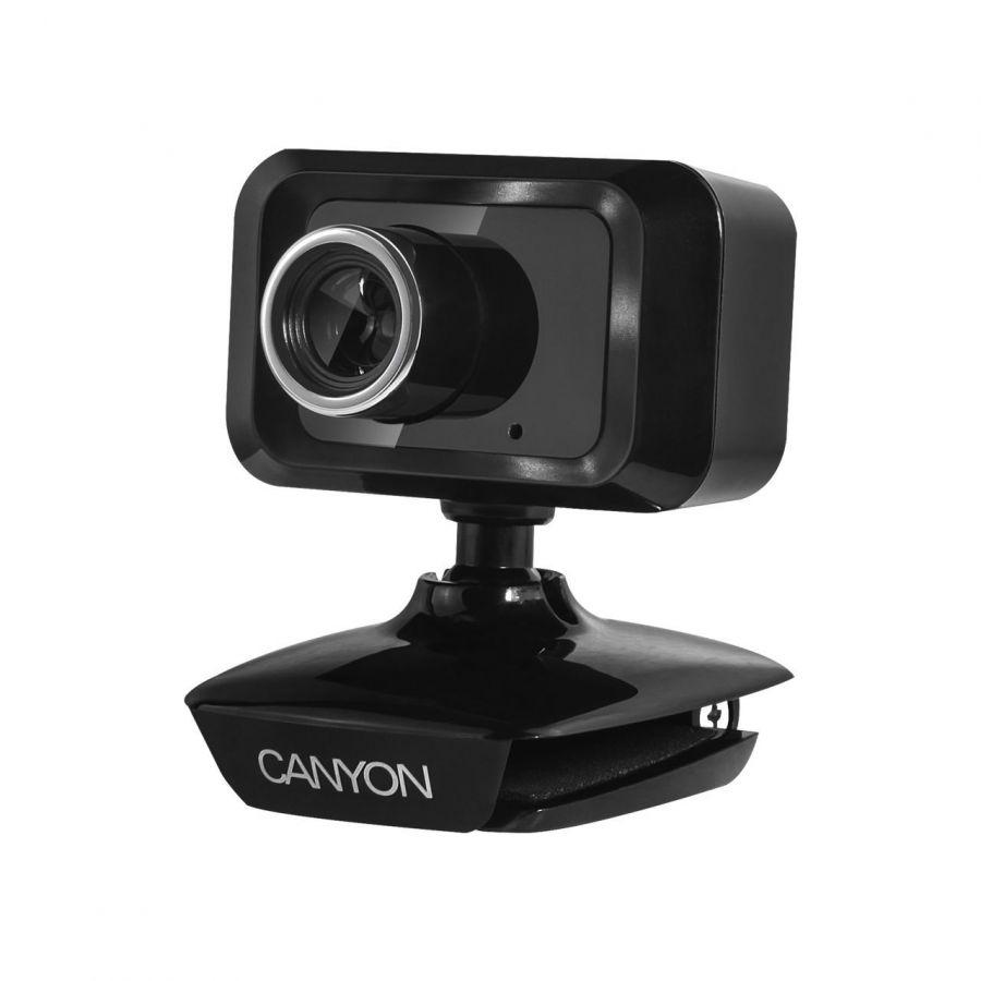 Веб-камера Canyon CNE-CWC1 Black
