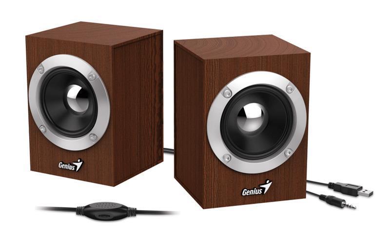 Акустическая система Genius SP-HF280 Wood (31730028400)