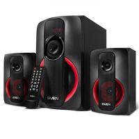 Акустическая система Sven MS-304 Black/Red