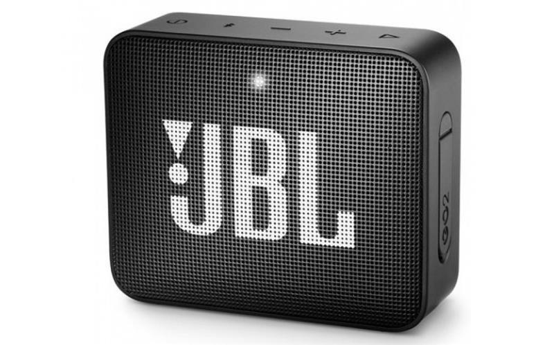Акустическая система JBL GO 2 Midnight Black (JBLGO2BLK)