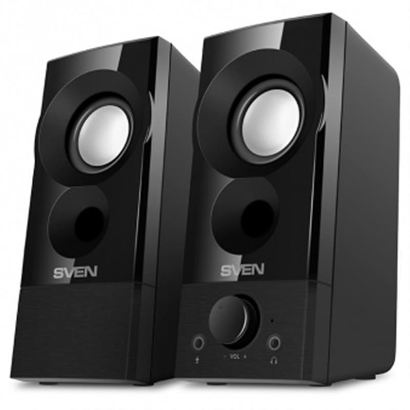 Акустическая система Sven 357 Black