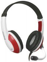 Гарнитура Defender Warhead G-120 Red-White (64098)