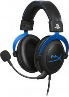 Гарнитура Kingston HyperX Cloud Gaming Headset for PS4 Black/Blue (HX-HSCLS-BL/EM)