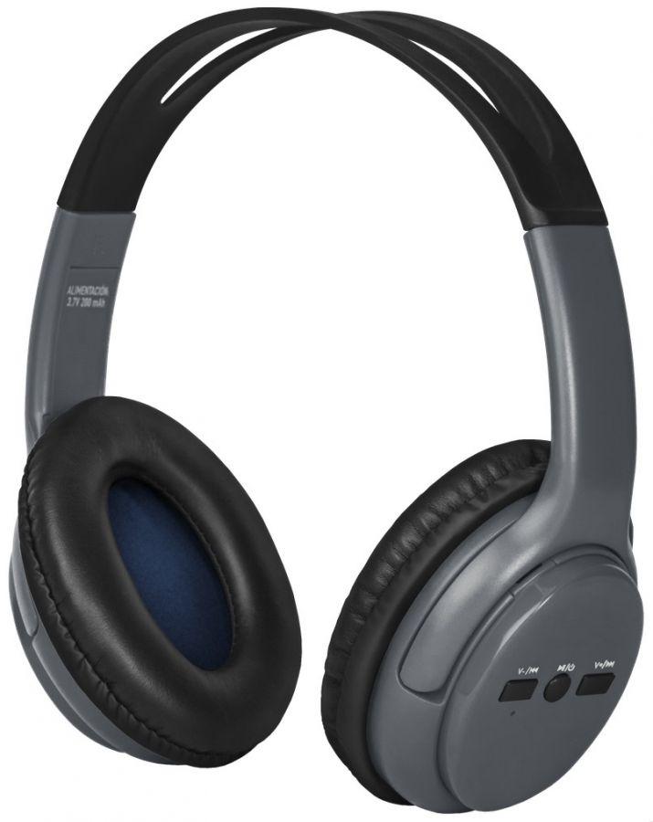 Bluetooh-гарнитура Defender FreeMotion B520 Grey (63520)