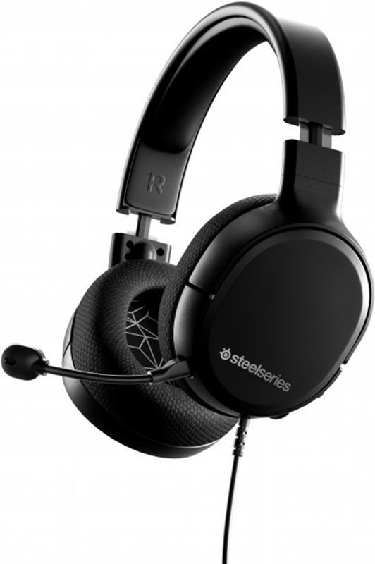 Гарнитура SteelSeries Arctis 1 Black (61427)