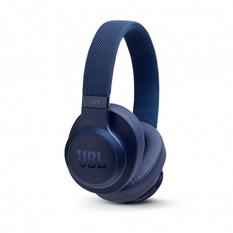 Bluetooth-гарнитура JBL Live 500BT Blue (JBLLIVE500BTBLU)