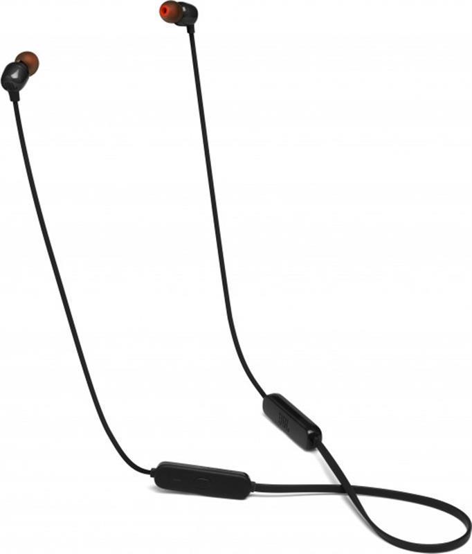 Bluetooth-гарнитура JBL Tune 115BT Black (JBLT115BTBLK)