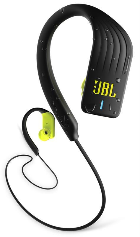 Bluetooth гарнитура JBL Endurance Sprint Black/Yellow (JBLENDURSPRINTBNL)