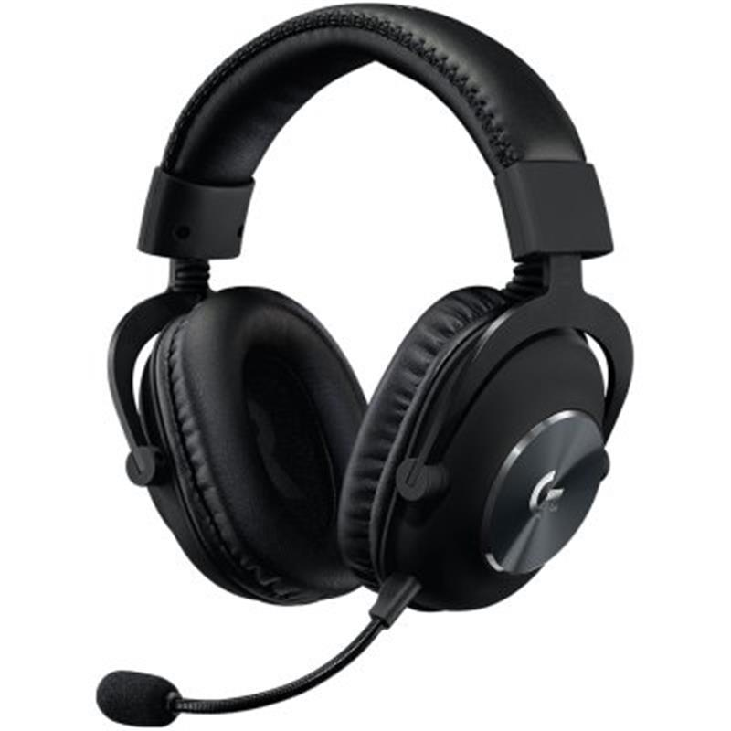 Гарнитура Logitech Pro X Gaming Black (981-000818)