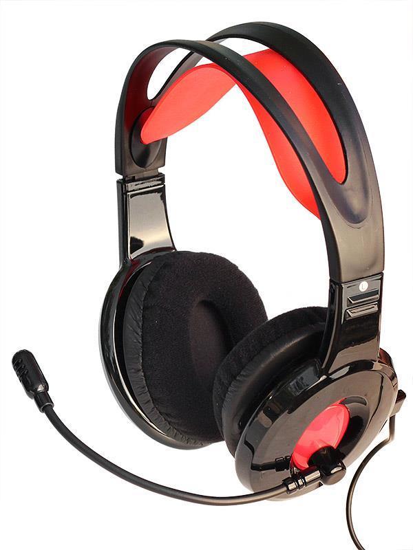 Гарнитура Somic Danyin DT-2112 Black/Red