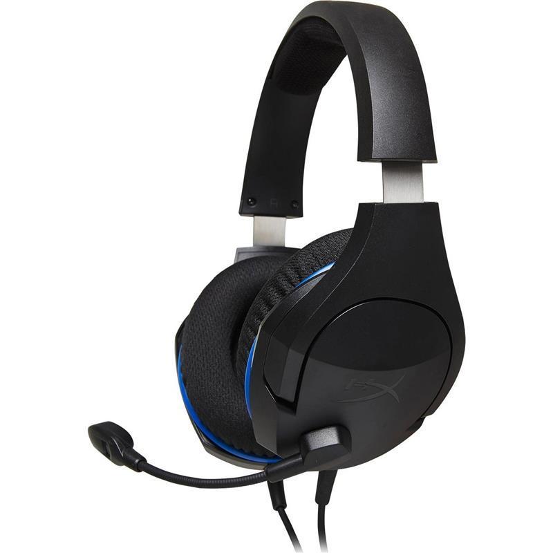 Гарнитура игровая  Kingston HyperX Cloud Stinger Core for PS4 Black/Blue (HX-HSCSC-BK)