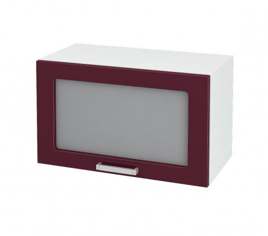 Шкаф горизонтальный со стеклом Глория ШВГС 600