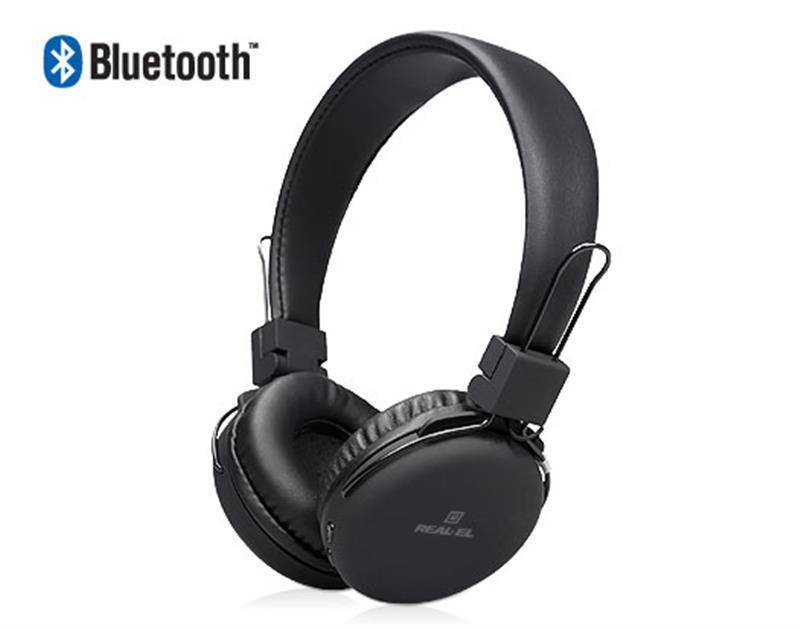 Bluetooth-гарнитура REAL-EL GD-840 Black