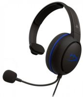 Гарнитура Kingston HyperX Cloud Chat Headset for PS4 Black (HX-HSCCHS-BK/EM)