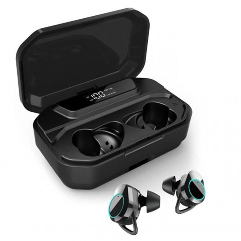 Bluetooth-гарнитура Kumi T3S TWS Bluethooth Earphone Black Global