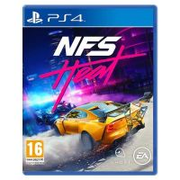 Игра Need For Speed Heat для Sony PlayStation 4, Russian subtitles, Blu-ray (1055183)
