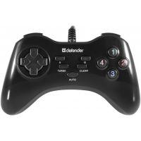 Геймпад Defender Master G2 (64258) Black USB