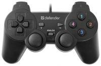 Геймпад Defender Omega (64247) Black USB