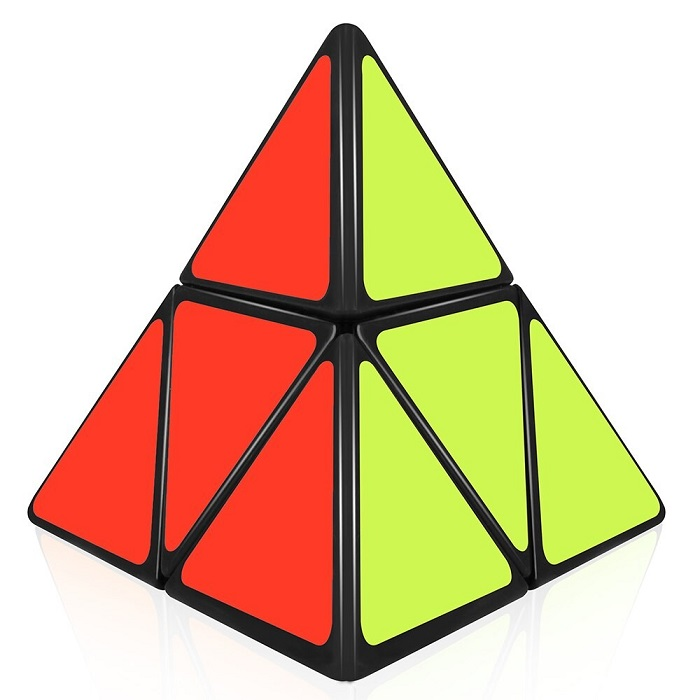 Головоломка Пирамидка 8 элементов 10х10х10 см