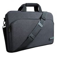 """Сумка для ноутбука Grand-X SB-128 14"""" Black Ripstop Nylon"""