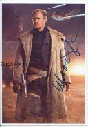 Автограф: Вуди Харрельсон. Хан Соло: Звёздные войны. Истории