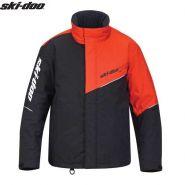 Куртка Ski-Doo Holeshot, Черно-красная мод. 2021