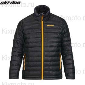 Куртка Ski-Doo Packable, Черно-желтая мод. 2021