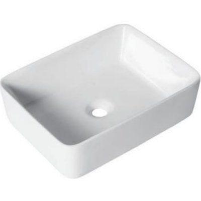 Раковина для ванной белая к столешнице GT403