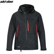 Куртка Ski-Doo Helium 30, Черная мод. 2021