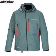 Куртка Ski-Doo Helium 30, Голубая мод. 2021