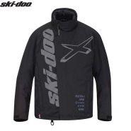 Куртка Ski-Doo X-Team, Чёрная модель 2021г.