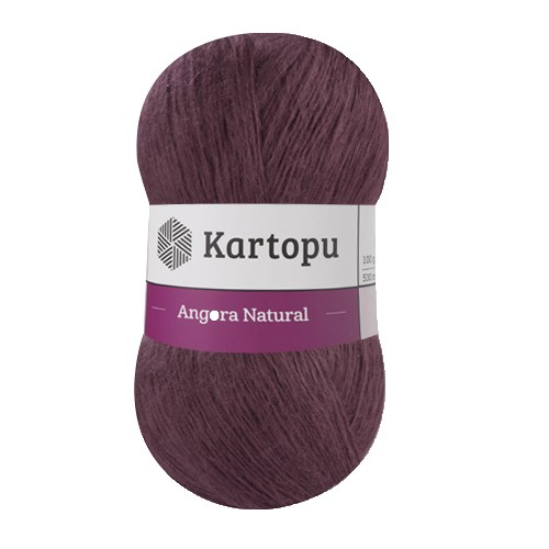 ANGORA NATURAL Цвет № K1707