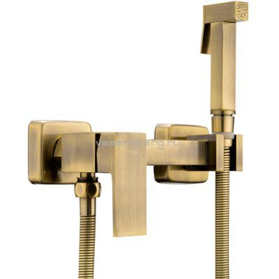 Смеситель с гигиеническим душем Frap F7504-4