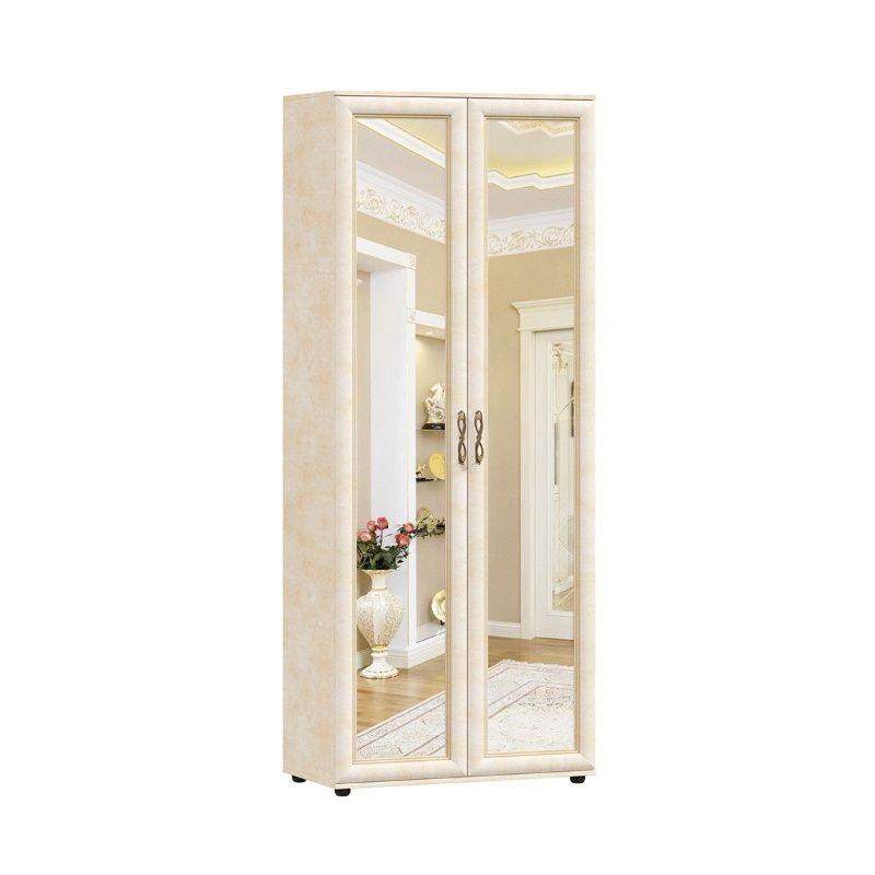 Шкаф «Александрия» 2-х створчатый (ЛД 125.022; ЛД 125.026)