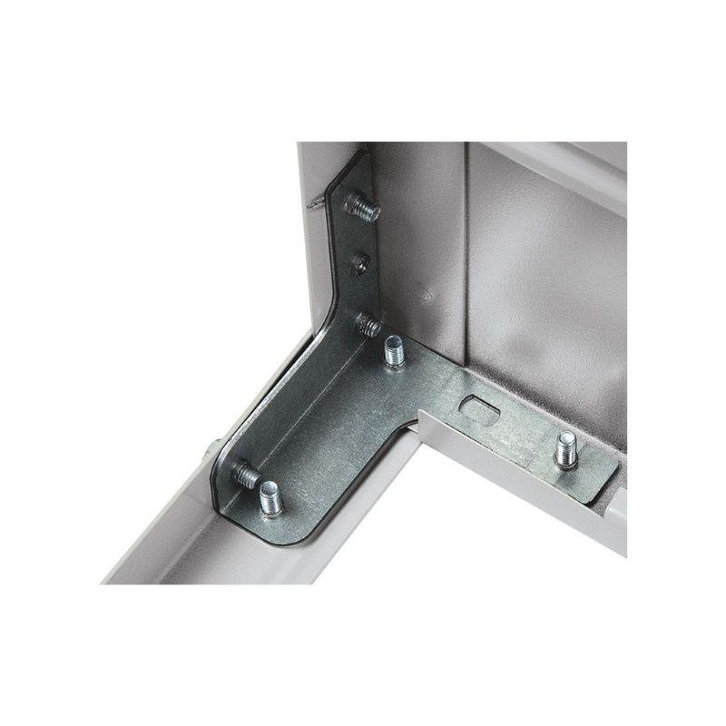 Стеллаж металлический «MS Standart-255/100х30/5»