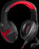 Игровая гарнитура Scrapper 500 красный + черный, кабель 2 м