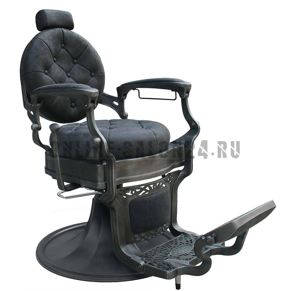 Кресло парикмахерское мужское А600 CASTELLO DE LA PLANA