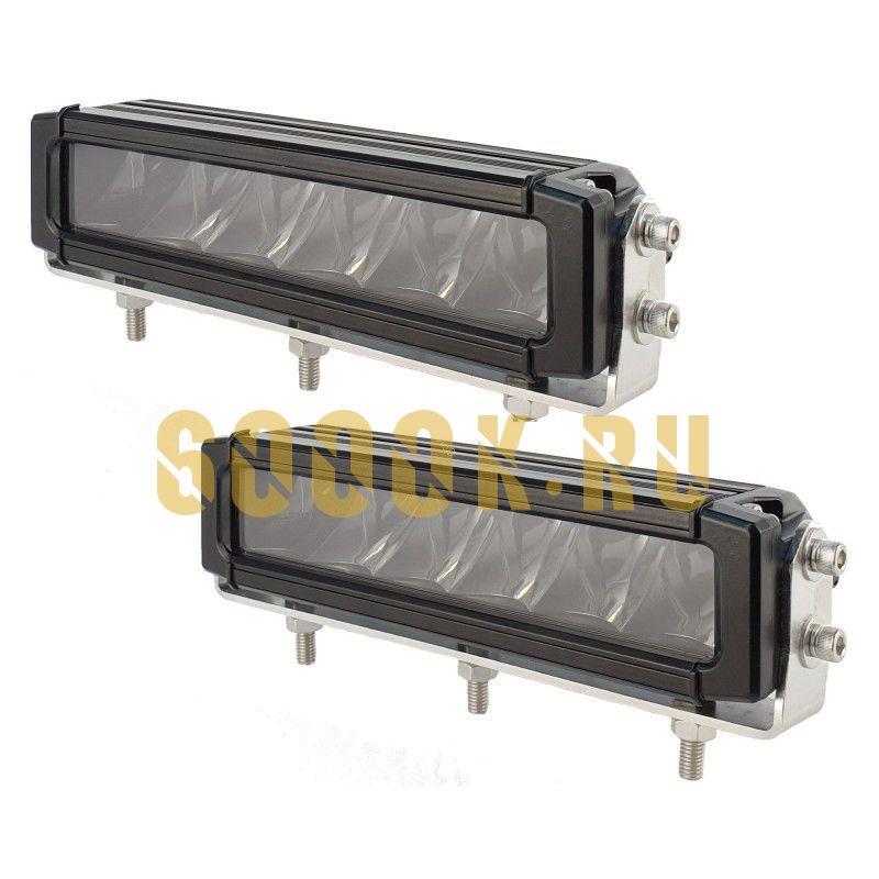 Светодиодные фары дополнительного света 120 Вт (к-т)